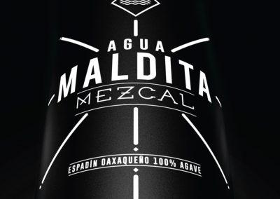 Mezcal Agua Maldita