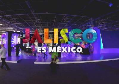 Pabellón Jalisco 2016